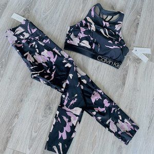 *SOLD* Calvin Klein Performance Printed legging